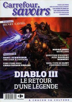 2012-05-00 - Carrefour Savoirs - N 155