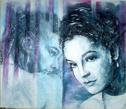 Romy Schneider by Maria Santarelli 02