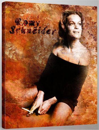 Romy Schneider Vintage