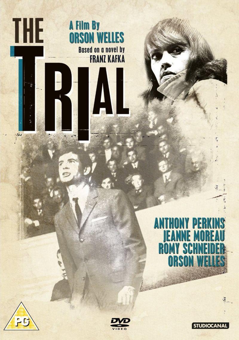 Trial - DVD