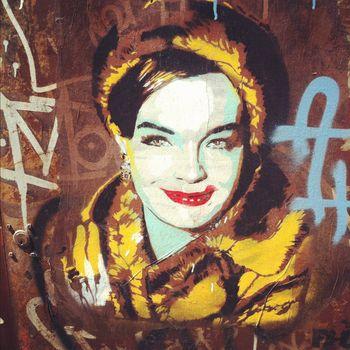 Romy Schneider Pop Art 12 - Barcelona