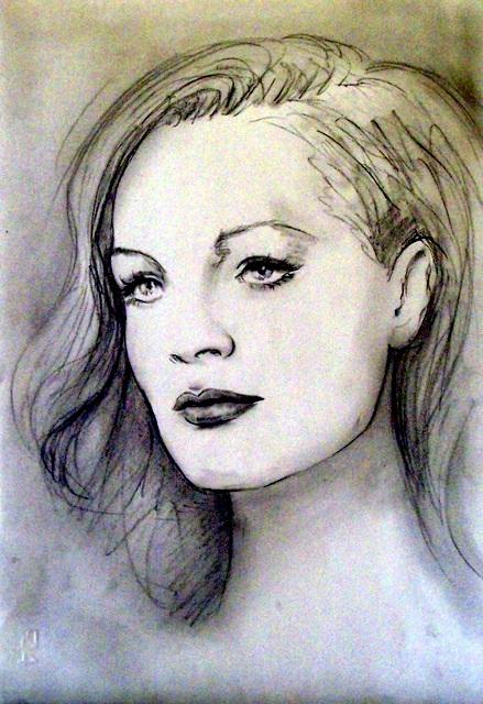 Romy Schneider by Pidimoro