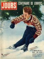 1958-02-15 - Jours de France - N° 170