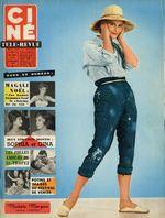 1960-09-16 - Ciné Revue - N° 38