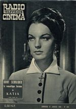 1960-01-31 - Radio Ciné Télé - N° 524