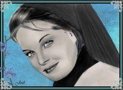 Romy Schneider by Klk68 (02bis)