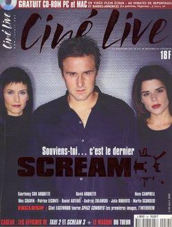 2000-04-00 - Ciné Live - N 34