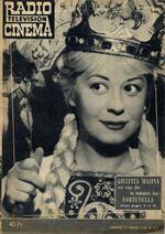 1958-01-19 - Radio Télévision Cinéma - N 418