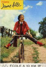 1960-11-10 - Fillette Jeune Fille - N° 747