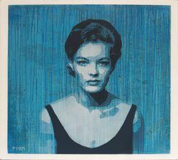 Romy Schneider by Tian (02)