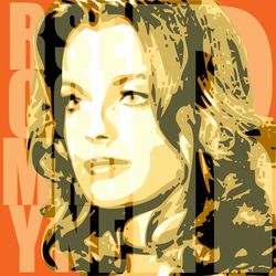 Romy Schneider by Guy Wilga Lerat (03)