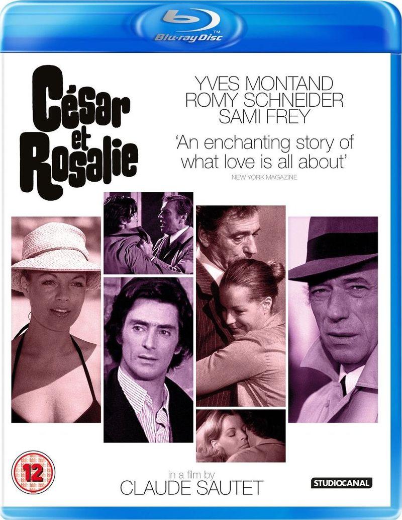 Rosalie dvd