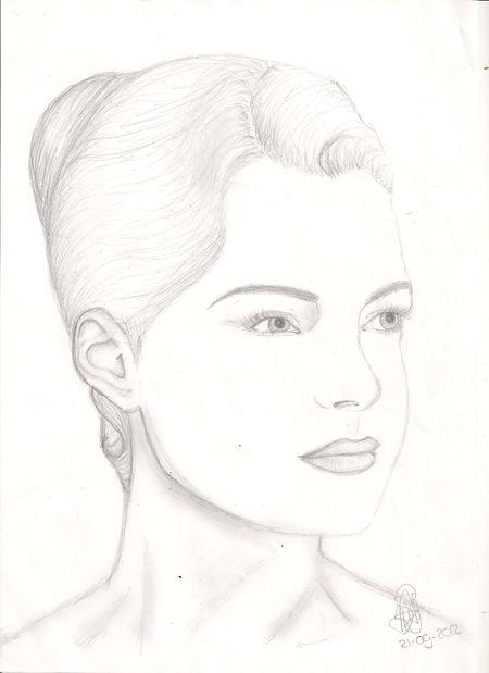 Romy Schneider by Michellelanz