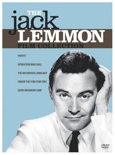 Coffret Jack Lemmon