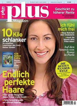 Plusmagazin - sept 2013