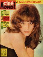 1962-06-05 - Cinémonde - N° 1452