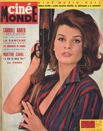 1964-01-21 - Cinémonde - N° 1537