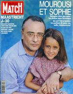 1992-08-27 - Paris Match - N 2257