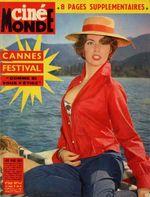 1962-05-12 - Cinémonde - N 1449