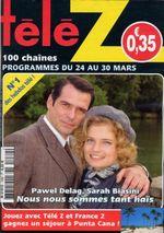 2007-03-24 - Télé Z - N° 1280