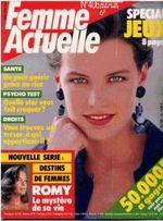 1992-07-06 - Femme Actuelle - N 406