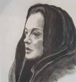Romy Schneider by Silke Sautter-Walker (08)