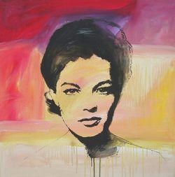Romy Schneider by Silke Sautter-Walker (01)