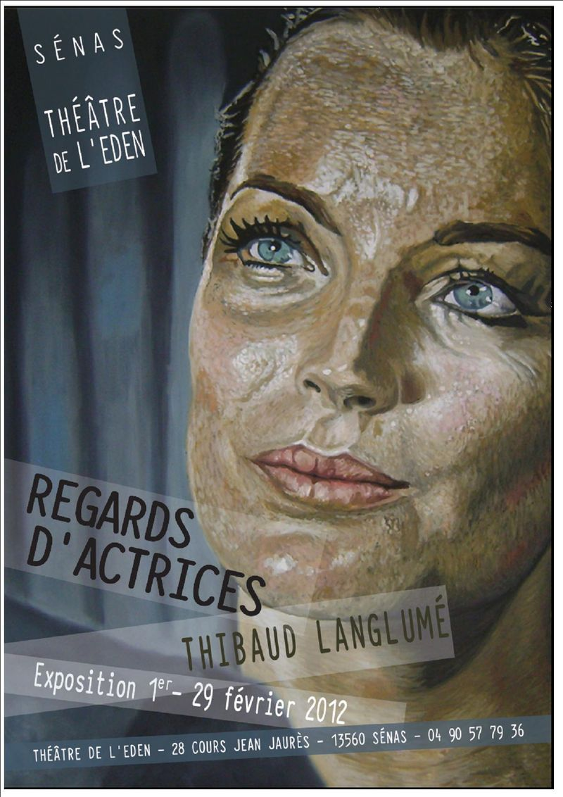 Romy Schneider by Thibaud Langlumé (02)