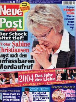 2004-11-24 - Neue Post - N 49