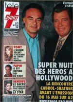 1992-05-16 - Télé 7 Jours - N° 1668