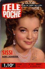 1972-01-29 - Télé Poche - N° 311