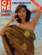 1981-09-17 - Cine Revue - N° 38