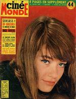 1963-01-29 - Cinémonde - N° 1486
