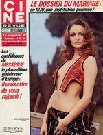 1970-03-26 - Cine Revue - N° 13