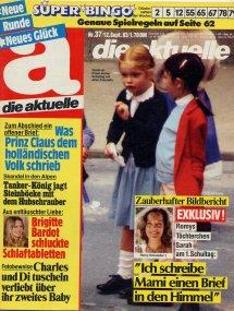 1983-09-12 - Die Aktuelle - N° 37