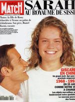 1993-07-22 - Paris Match - N° 2304