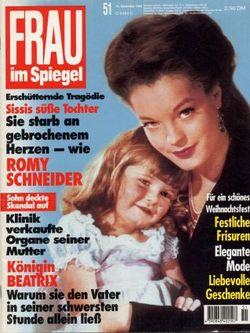 1994-12-15 - Frau Im Spiegel - N° 51