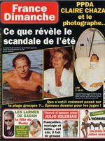 1996-08-10 - France Dimanche - N 2606