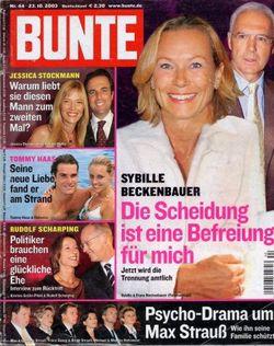 2003-10-23 - Bunte - N 44