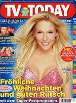 2004-12-25 - TvToday - N° 27