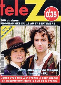 2004-09-11 - Télé Z - N° 1148