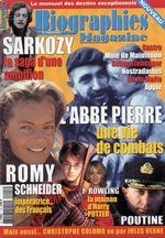 2004-03-00 - Biographies - N° 1