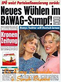 2006-09-13 - Kronen Zeitung
