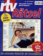 2009-09-00 - RTV Ratsel - N° 06