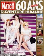 2009-03-26 - Paris Match - N° 3123