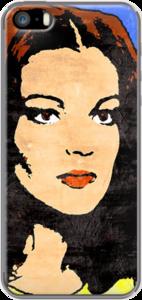 Romy Schneider by The Griffin Passant