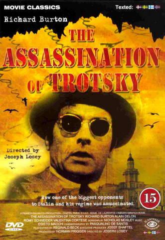 Trotsky - Suède 1