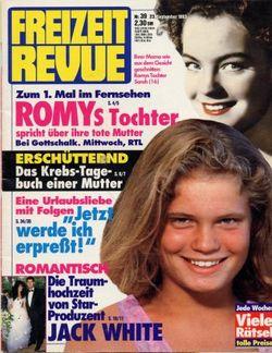 1993-09-23 - Freizeit Revue - N° 39