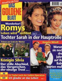 1997-03-19 - Das Goldene Blatt - N 13