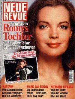 2003-07-03 - Neue Revue - N° 28